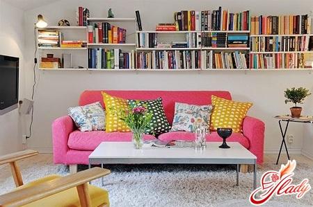 дизайн квартиры маленькой