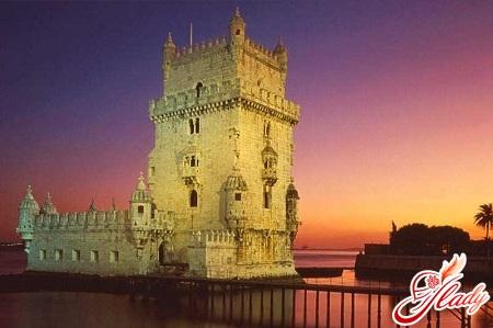 достопримечательности лиссабон