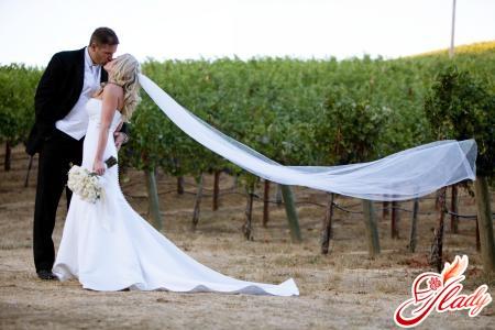 фата для невесты
