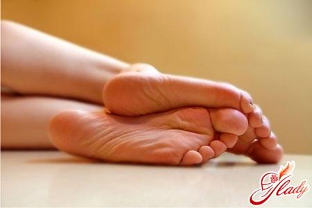 ногтевой грибок на ногах лечение
