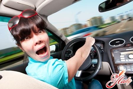как правильно вести себя на дороге