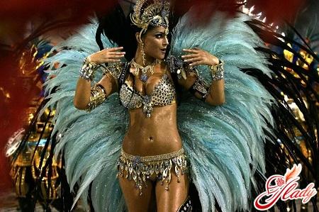 карнавалы мира
