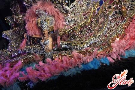 самые известные карнавалы мира