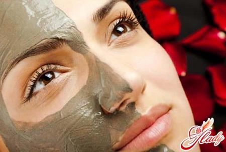 маска очищающая для лица