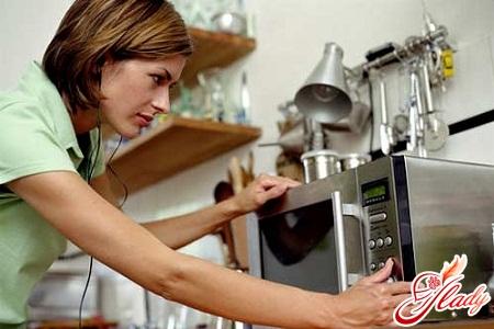 выбрать микроволновую печь