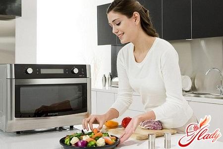 какую микроволновую печь выбрать