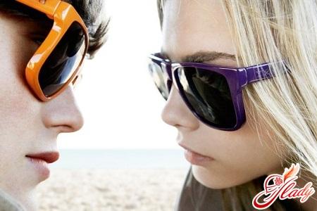 солнцезащитные очки 2012