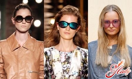 очки солнцезащитные 2012