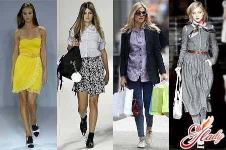 оксфорды обувь женская
