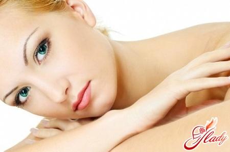 причины покраснение кожи лица