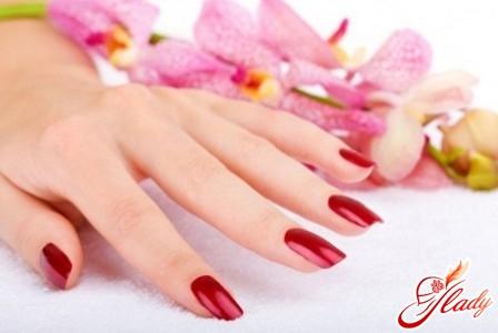 как правильно красить ногти