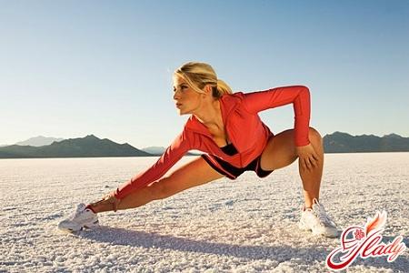 упражнения стройные ноги