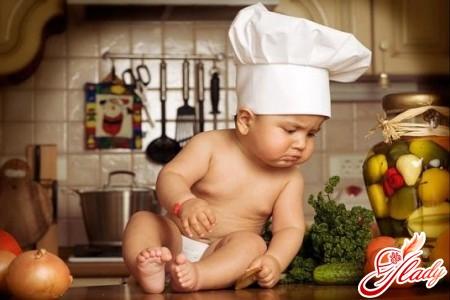 рецепты супов для детей