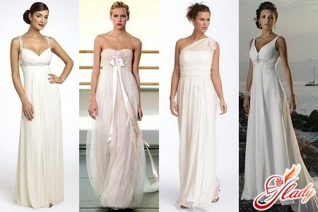 Свадебные платья в греческом своими руками