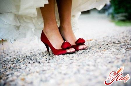весільне взуття для нареченої фото