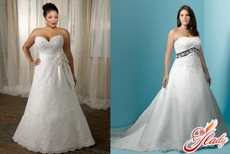весільні сукні на повних дівчат фото 3d1537998da4e