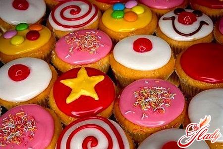 рецепт сахарной глазури для пончиков