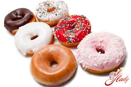 рецептура сахарной глазури