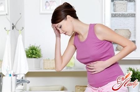головные боли во время беременности