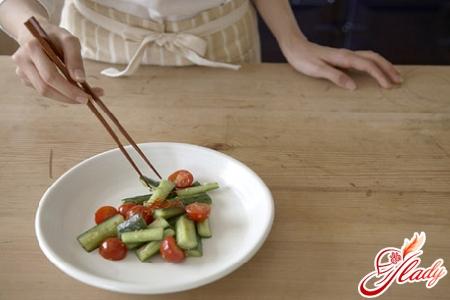 диета китайская