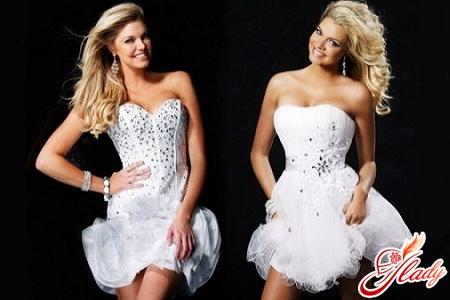 Короткие свадебные платья 2016: смелые решения