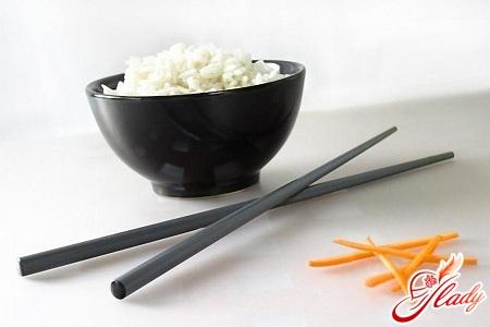 рисовая диета для очищения организма от солей