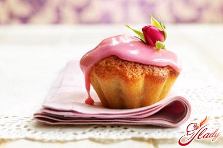 глазурь для заварного пирожного рецепт
