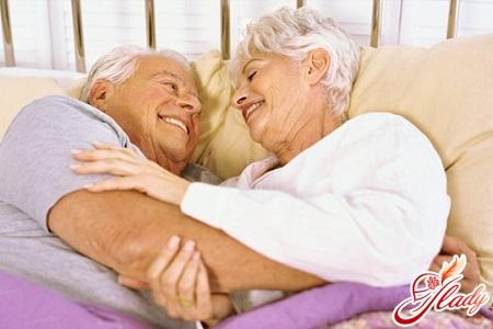Секс с женщеной пасле 50 лет
