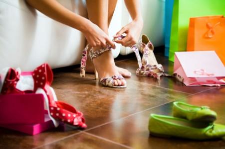 Выбираем удобную обувь
