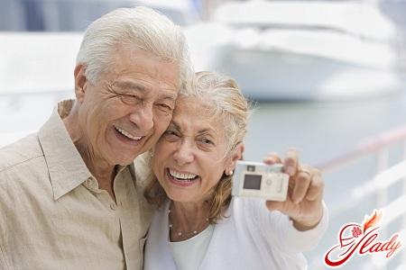 психологические особенности старости