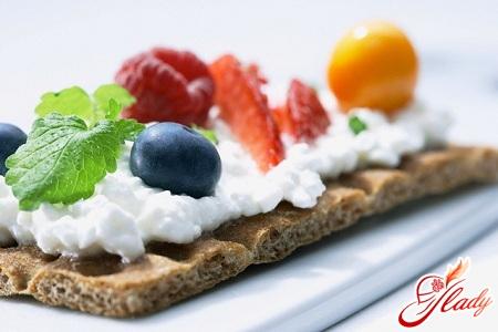 диета творожная