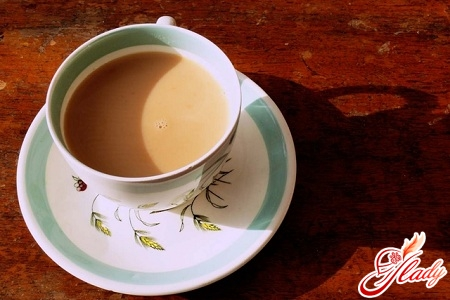 зеленый чай с молоком для похудения вред