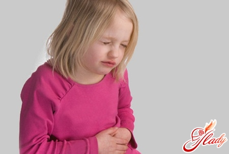 гастрит у детей симптомы