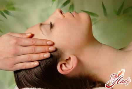 массаж для лица в домашних условиях