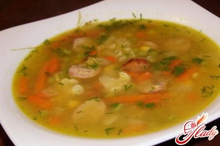 диета овощной суп