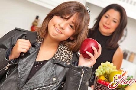 как похудеть ребенку 13 лет за неделю
