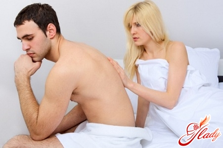 проблемы в сексе