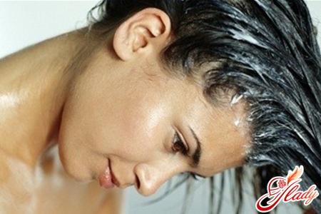 секущиеся волосы лечение