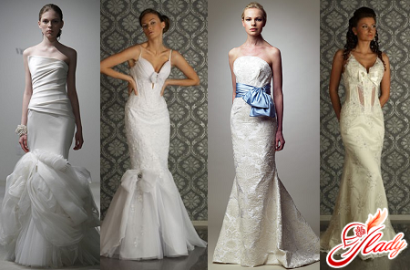 Как выбрать свадебное платье по фигуре: различные фасоны нарядов