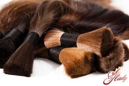откуда берут волосы для наращивания