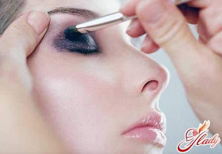 макияж правильный