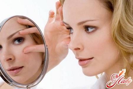 лечение синяков под глазами