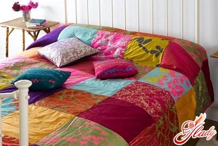 фото пэчворк одеяло
