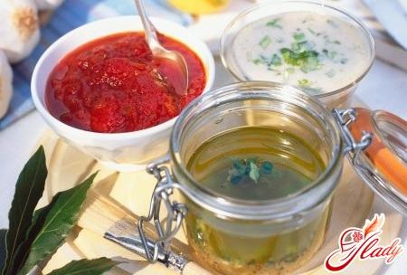 соус для салата греческий