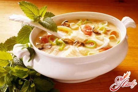 рецепт горохового супа без мяса