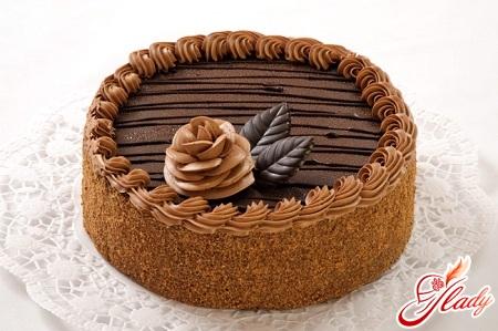 пражский торт классический рецепт