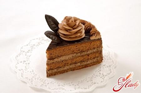 торт прага класичний рецепт