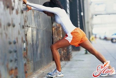 вправи для ніг для схуднення
