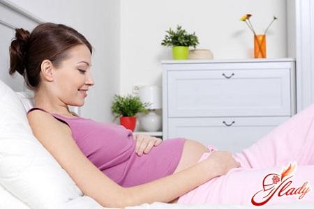 депрессия во время беременности симптомы