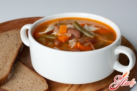 гороховый суп с копченой курицей рецепт